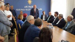 AK Parti'li Gündoğdu'dan Tanrıkulu ve Akıncı'ya sert tepki