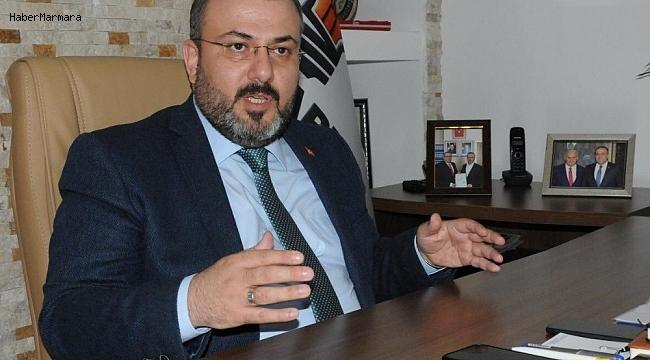 """AK Partili Tek, """"Mehmetçiğimiz bir kez daha tarih yazacaktır"""""""
