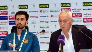 Akhisarspor - Eskişehirspor maçı ardından