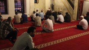Anadolu'nun ilk camisinde Mehmetçik için Fetih Suresi okundu