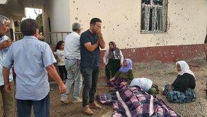 Aynel Arap'tan yapılan havan topu saldırısında muhtar öldü