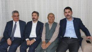 Bakan Kurum, Samsat afet konutlarını inceledi