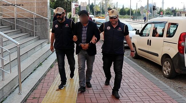 Barış Pınarı Harekatı'na hakaret eden meclis üyesi tutuklandı