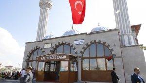 Başkan Büyükkılıç, Mimarsinan'da cami açılışına, İldem'de caminin temel atma törenine katıldı