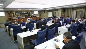 Battalgazi Belediye Meclis Toplantısı yapıldı
