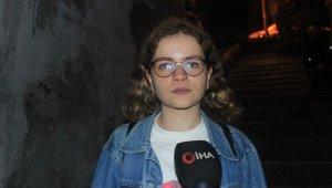 Beşiktaş'ta genç kıza taciz iddiası