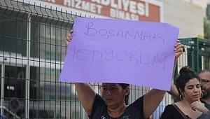 Boşanma Mücadelesi Veren Kadın Tutuklandı