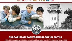 Bulgaristan'dan zorunlu göçün 30. yılı BUÜ'de konuşulacak