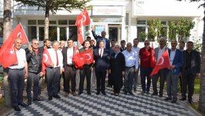 Bünyan Belediye Meclisi Barış Pınarı Harekatına Katılmak İçin Gönüllü Oldu