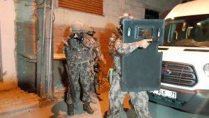 Bursa'da harekatın ardından terör propagandası yapanlara operasyon: 10 gözaltı