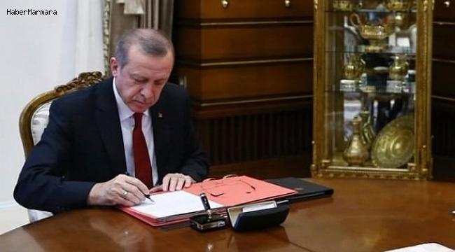 Cumhurbaşkanı Erdoğan İmzaladı, Resmen Kuruldu!