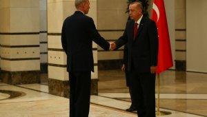 Cumhurbaşkanı Erdoğan, Norveç Büyükelçisini kabul etti