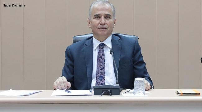 Denizli Büyükşehir Belediye Meclisi'nden, Barış Pınarı Harekatı'na destek