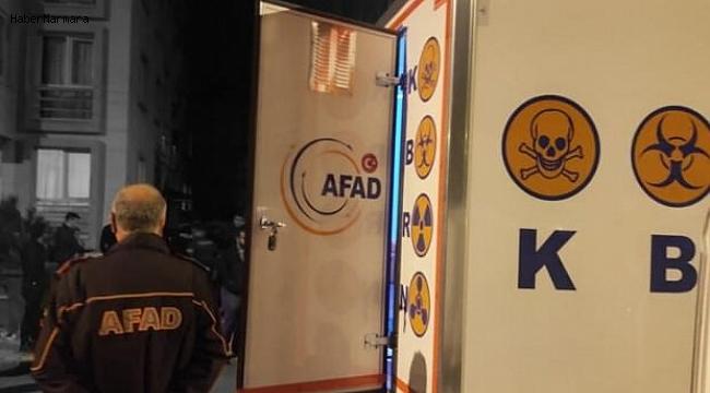 Denizli'de AFAD'ı Alarma Geçiren Olay