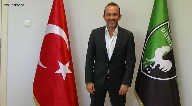 Denizlispor'da Mehmet Özdilek dönemi başladı