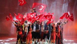 Devlet Halk Dansları Topluluğu Mamaklılarla buluşuyor