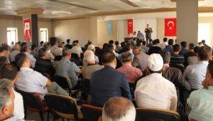 Din görevlilerine organ bağışı semineri verildi