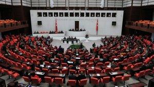 Dışişleri Bakanı Çavuşoğlu TBMM'de milletvekillerini bilgilendirdi