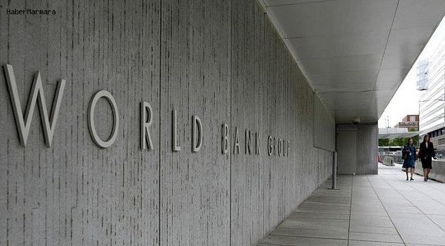 Dünya Bankası'ndan Türkiye Ekonomisi İçin Önemli Açıklama