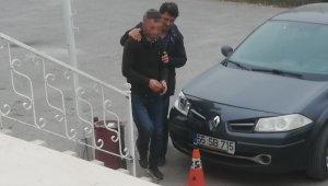 2 yıl 6 ay hapis cezası bulunan şahıs yakalandı