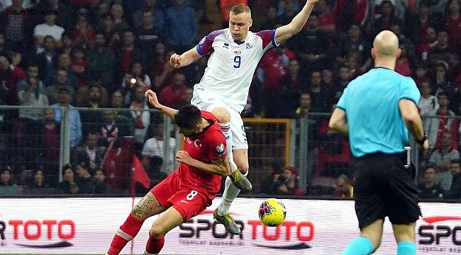 Türkiye: 0 - İzlanda: 0