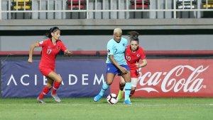 2021 Avrupa Kadınlar Şampiyonası Elemeleri: Türkiye: 0 - Hollanda: 8