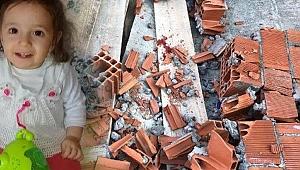 3 Yaşındaki Damla Çöken Duvarın Altında Kaldı!
