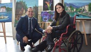 'Resmin Öyküsü' isimli resim sergisi açıldı