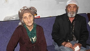 80 Yaşındaki Kadın Eşini Odunla Dövüp Bıçakladı!