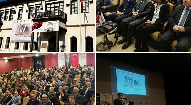 9'uncu uluslararası Atatürk Kongresi başladı