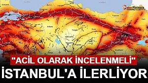 ''Acil Olarak İncelenmeli'' İstanbul'a İlerliyor