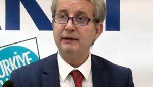 AK Parti Kütahya İl Başkanlığı görevini vekaleten Mehmet Savurgan yürütecek