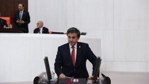 """AK Parti'li Güneş: """"Hedefimiz yıllık 5 milyon TL'ye yükselmektir"""""""