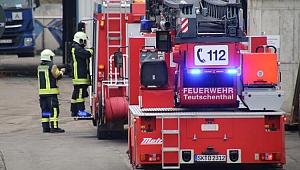 Almanya'da Maden Ocağında Patlama! Göçük Altında Kalanlar Var