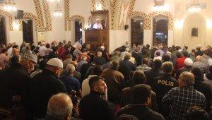 Anadolu'nun ilk camisinde Mevlid Kandili
