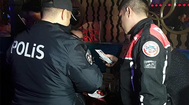 Ankara'da Eğlence Mekanlarına Eş Zamanlı Denetim
