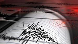 Antalya Açıklarında Korkutan Deprem! Büyüklüğü...