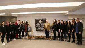 Avrasya Üniversitesi'nde Atatürk'ü anma programı düzenlendi