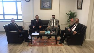 Başkan Çerçi TOKİ hak sahiplerinin taleplerini iletti
