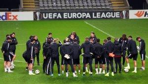 Beşiktaş, Braga maçı hazırlıklarını tamamladı