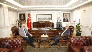 Büyükşehir Belediye Başkanı Memduh Büyükkılıç, Melikgazi'de