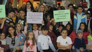 Çankırı'da 20 Kasım Dünya Çocuk Hakları Günü kutlandı