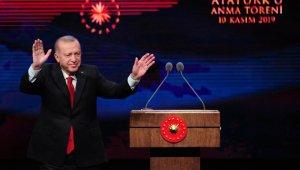 """Cumhurbaşkanı Erdoğan'dan Osmanlı iddialarına sert yanıt: """"Hepsi yalandır, iftiradır"""""""