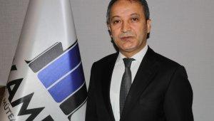 AKAMDER'de Mustafa Karslıoğlu güven tazeledi