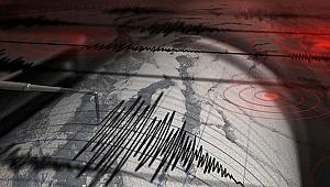 Akdeniz'de 5,1 Şiddetinde Deprem!