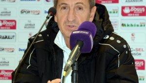 Akhisarspor - İstanbulspor maçının ardından