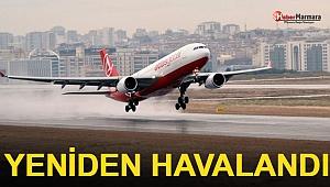 Atlasglobal Havayolları, Uçuşlara Yeniden Başladı