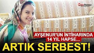 Ayşenur'un İntiharında 14 Yıl Hapse Çarptırılan Kuzeni...