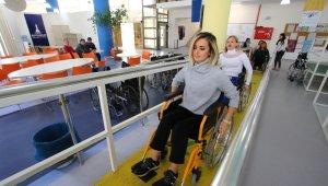 Başkan Sandal'dan engelli vatandaşlara iki müjde