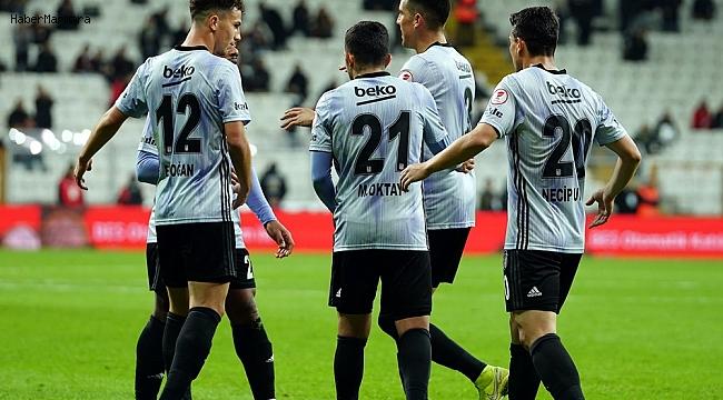 Beşiktaş: 3 - 24 Erzincanspor: 0